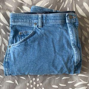 Men's Wrangler Comfort Flex Waist Jeans. 40 X 30